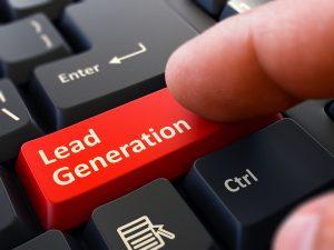 Lead Generation button